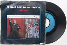 Vinyle 45 tr Frankie Goes to Hollywood – Two tribes / One february friday