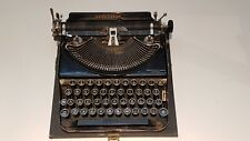 Remington Rand Limited Compact Portable Typewriter w/ Case