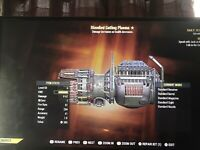Fallout 76 PS4 Bloodied Gatling Plasma Level 50