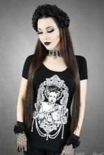 Bride of Frankenstein T shirt XS Extra Small NWT goth punk horror