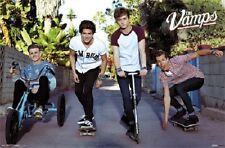 THE VAMPS BOY BAND GROUP POSTER PRINT PIN UP NEW 34X22 FREE SHIPPING
