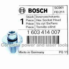 Bosch PKS 66 Circular Saw Blade Clamping Flange Bolt Screw Part 1 603 414 007