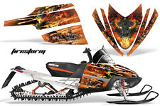 AMR Racing Arctic Cat M Series Snowmobile Graphic Kit Sled Wrap Decals FSTORM O