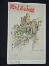 Scarborough Collectable Unknown English County Postcards
