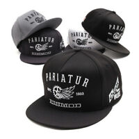 Premier Pariatur Herren Damen Basecap Mütze Baseball Cap Kappe Snapback Hüte