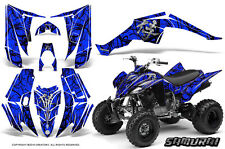 YAMAHA RAPTOR 350 GRAPHICS KIT CREATORX DECALS STICKERS SAMURAI BBL