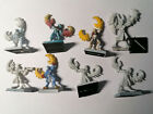 Warhammer Fantasy Dämonetten  2006 alles Zinn , grundiert etw. bemalt