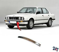 NEW BMW 3 SERIES E30 1982 - 1987 FRONT BUMPER CENTER PART CHROME 51111888265