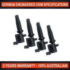 4 x Ignition Coil for Mazda 3 BK 2.0L 2.3L LF-DE & SP23 2.3L L3