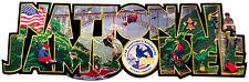 2017 Boy Eagle Scout Jamboree Stadri Council JSP Jacket Patch Badge BSA Set