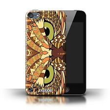 STUFF4 Back Case/Cover/Skin for Apple iPod Touch 5/Aztec Animal Design