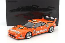BMW M1 Taille 4 #31 7ème DRM Course de l'eifel Nürburgring 1982 Kurt Roi 1:12
