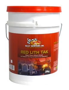 Red Lithium Grease TAC 20kgs