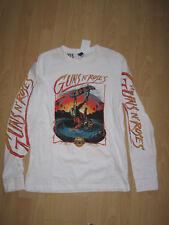 Gun´s N Roses Guns N Roses Langarm Longsleeve Shirt Größe M Rock Heavy Metal Neu