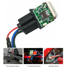 Car GPS Tracker Device GSM Locator Remote Control Monitoring Real-time Tracking