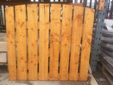 Garden Gate  3Ft x 3Ft Arched, Dome Picket Gated PAY ON COLLECTION OR DELIVERY