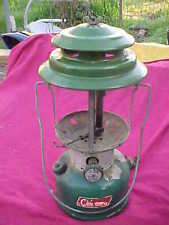 Vintage 1967 Colman Lantern Model 220F Double Mantle Sunshine Of The Night