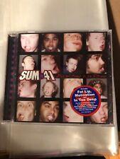 Sum 41 : All Killer No Filler CD (2001) NEW SEALED!