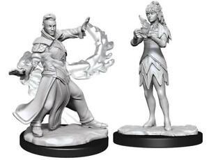 MtG Unpainted Miniatures: Killian & Dina (90346)