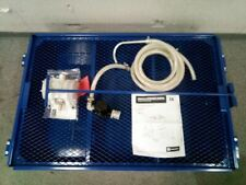 Liquidynamics Inc. 42071 25 Gallon Cap 100 Psi Blue Steel Portable Oil Drain