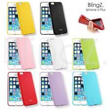 Glänzende Markenlose Handyhüllen & -taschen aus Silikon für Apple