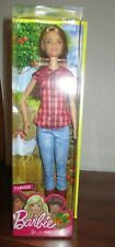 Barbie .I Can Be Anything Farmer Barbie .New .Nrfb