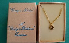 Ginny's necklace Shirley's dollhouse exclusive