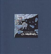Valérian - Les grands espaces de Jean Claude Mézières - Tirage de tête