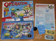 Toy Story 3 - Buzz Lightyear - OPERATION Silly Skill Game - Complete & Nice