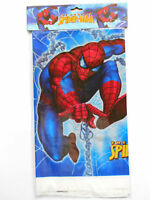 SPIDERMAN BIRTHDAY PARTY TABLECOVER/CLOTH NEW!