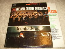 LP - The New Christy Minstrels, In Person - CS8741