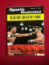 "1964, Muhammad Ali, ""SPORTS ILLUSTRATED"" Magazine (Scarce / Vintage)"