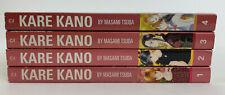 Tokyo Pop Kare Kano Vol 1-4 Paperback