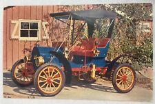 Vintage Postcard 1912 Brush Runabout Car Pioneer Oldsmobile Co. Service Reminder