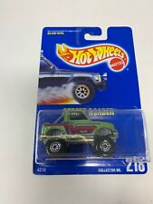 Hot Wheels 1991 Street Roader #218 Blue Card NIP