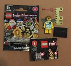 LEGO 8833 Minifigures Series 8 Fairy w/ Wrapper Checklist 2012 New USA!