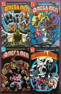 Omega Men #20 to #23. (DC 1984) 4 x Issues.