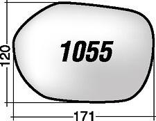 12.L15 MINI DEFLETTORI ARIA ANTITURBO ANTERIORI TOYOTA PICNIC 5P 96-02 FARAD