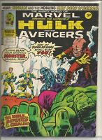 Hulk and the Avengers #211 : Vintage Marvel Comic : October 1976