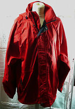 K Way Jacke in Größe L rot ORIGINAL RETRO KULT