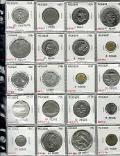 Mexico coin Collection 79 coins