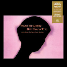 Bill Evans Trio - Waltz For Debby - 180gram Vinyl LP *NEW & SEALED*