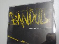 Bandulu Trouble Shooter CD Single (Techno)