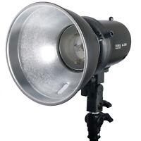200W Photo Studio Strobe Flash Monolight Light Modeling Lamp Head DSLR Camera