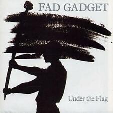 Fad Gadget : Under the Flag CD (2003) ***NEW*** FREE Shipping, Save £s