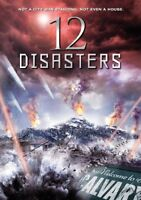 12 Disasters [New DVD]
