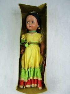 Vintage Frank Popper Composition Doll Original Condition Original Clothing c1940