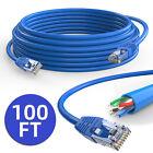 CAT 6 Ethernet Cable Lan Network CAT6 Internet Modem Blue RJ45 Patch Cord LOT US
