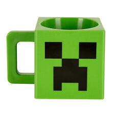 Official JINX Minecraft - Creeper Face - Boxed Plastic Mug