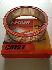 Fram CA127 Air Filter fits Chrysler 2402677 2463982 2463985 2465121 Mopar L175